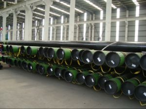 Octg Oilfield Casing Pipe (J55 / K55 / N80)