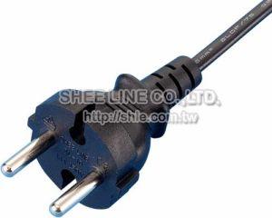 Power Plug - European Standard (SL-10(CEE7-VII))