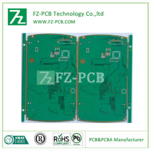 4 Layer Multilayer Immersion Gold Rigid PCB Board
