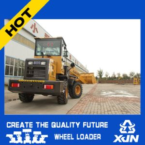 Small Dozer Mini Wheel Loader Zl18 pictures & photos