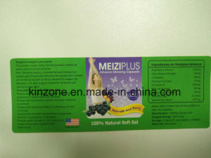 Meizi Plus Weight Loss Soft Gel Natural Slimming Diet Pills pictures & photos