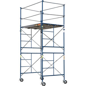 Mobile Frame Scaffolding with Brake Wheels pictures & photos