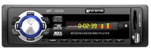 Car Mp3 Player (GBT-1023)