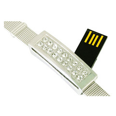 Fastional Jewelry USB Disk pictures & photos