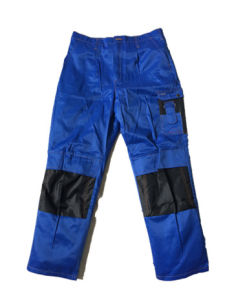 Double Knee Greaseproof Working Pant with Multi-Pockets (HS-P023)