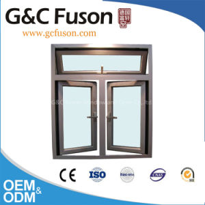 Hot Products Australian Standard Aluminium Window with Double Glazing pictures & photos