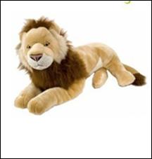 Plush Toy Lion (ER080)