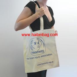 Eco-Friendly Shop Cotton Canvas Bag, Shopping Promotional Tote Bag, Organic Shopper Bag (HBCO-47) pictures & photos