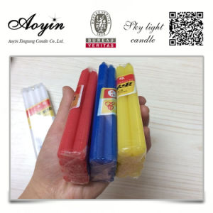 Aoyin 14G Colorful Candle for Christmas pictures & photos