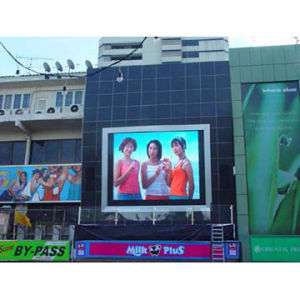 Outdoor Full Color LED Display (PH12)