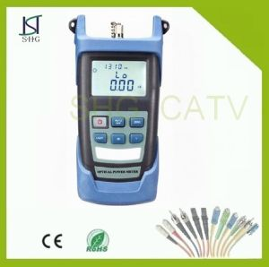 Handled Fiber Optic Power Meter (OPM-2) pictures & photos