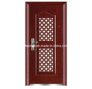 Beautiful Design Security Door (FX-G0860) pictures & photos