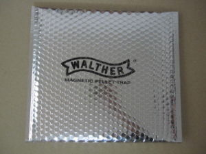 Printed Bubble Mailers With Metallic Film and PE Bubble