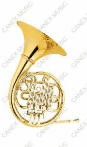 4-Key Single French Horn (FH-41L) pictures & photos