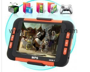 MP6 Player with 3.5 inch LCD Screen (PMP987)