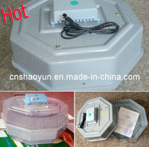 Automatic Mini Egg Hatching Machine Incubator for 60 Chicken Eggs