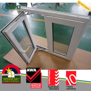 Energy Saving UPVC Outward Opening Casement Windows for House pictures & photos