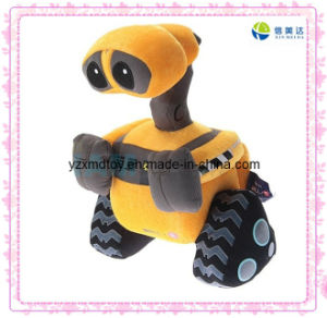 Plush Robot Soft Cartoon Toy pictures & photos