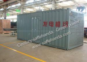 625kVA Silent Diesel Generator Set (SF-C500GF)