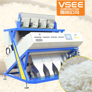 12 Billion Patent Valve Rice Color Sorting Machine with Longer Lifetime pictures & photos