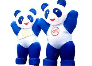 Inflatable Panda Walking Cartoon (CG-01611) pictures & photos