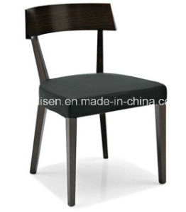 Wooden Restaurant Chair From Italy Design (DS-C213A)