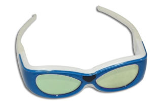 Universal 3D Children Glasses, Fashionable Design (G07-A)