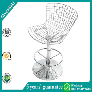 Swivel Metal Bar Stools pictures & photos