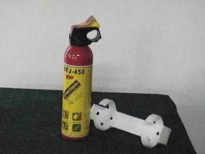 Aliuminium Fire Extinguisher