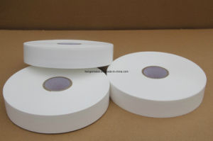 Double Face Nylon Taffeta Fabric Label (NT30D-304)