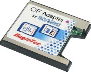SD to CF II Card Adapter