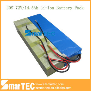 20s 72V Li-ion Battery with PCM 18650 14.5ah for Golf Car