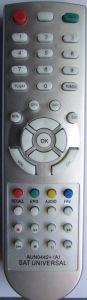 Universal Remote Control for TV (RD-10) pictures & photos