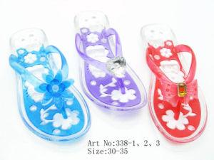 Children′s PVC Slipper (338)