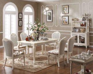 Rattan Dining Table Set (ET01)