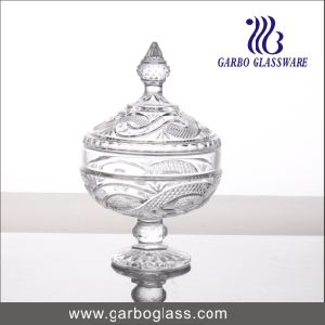 Classic Design Shape Galss Sugar Jar pictures & photos
