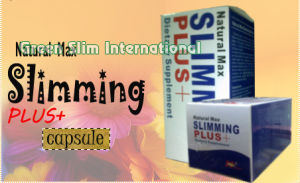 Natural Max Slimming Plus Dietary Supplement Capsule pictures & photos