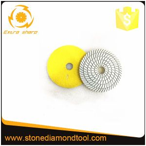 5steps Polishing Pads and Diamond Polishing Pad for Concrete Floor pictures & photos