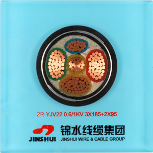 Underground Cable 3X240mm2 Copper Conductor XLPE Insulated Power Cable pictures & photos