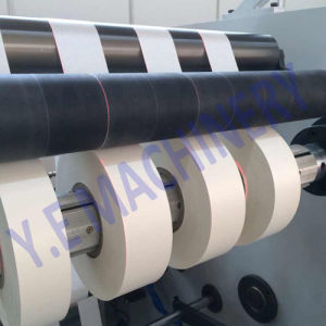 High Speed PLC Control Plastic Film Slitting and Rewinding Machine pictures & photos
