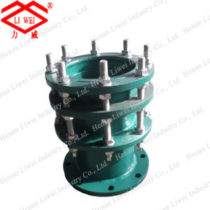Folding Double-Flange Carbon Steel Dismantling Joint (VSSJAFC)