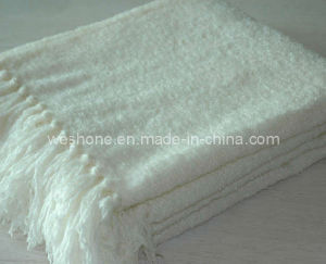 100% Acrylic Throw Chenille Throw at-090061 pictures & photos