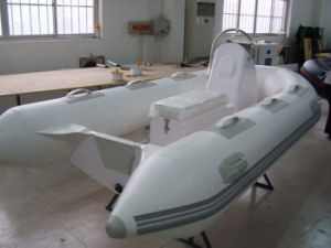 Rib Boat 3.6m With F9.9hp Remote Control (Rib360) pictures & photos