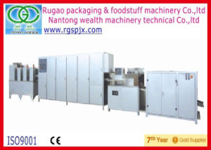 Hnz-400 Automatic Peanut Nougat Making Line pictures & photos
