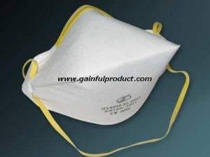 Foldable Dust Mask Without Valve (YF01014)