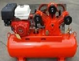 13hppetrol Engine Psiton Air Compressor pictures & photos