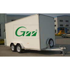 Enclosed Cargo Trailer (GW-BLV14) pictures & photos