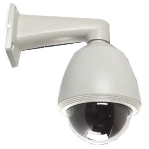 Outdoor High Speed Dome CCD CCTV Camera (HSP-660-KT) pictures & photos