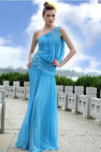 Chiffon Evening Dress Ev655