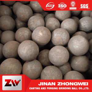 Hot Sale Forged Steel Grinding Media Ball for Ball Mill in China pictures & photos